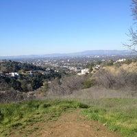 Photo taken at Fryman Canyon by Frances Z. on 12/31/2012