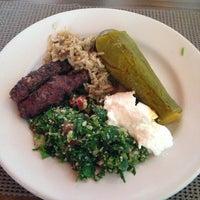 Photo taken at Restaurante Sírio Libanês by Andréa on 5/21/2013