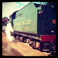 Photo taken at hotham valley railway by Michelle H. on 9/8/2013