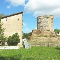 Photo taken at Trattoria Priscilla by Stefano C. on 4/21/2013
