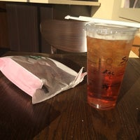 Photo taken at Starbucks by Marii A. on 3/25/2014