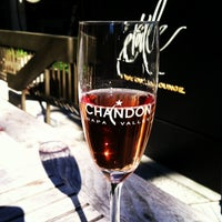 Photo taken at Domaine Chandon by Noah K. on 2/1/2013