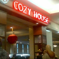 Photo taken at Cozy House Restaurant by arin y. on 7/21/2013