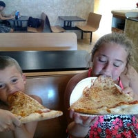 Photo taken at 3 Brothers From Italy Pizza by Dawn S. on 8/7/2015