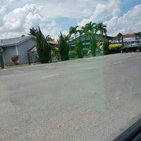 Photo taken at SMK Petra Jaya by Harden H. on 6/15/2016