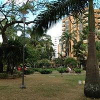 Photo taken at Parque Las Palmas by Juan David C. on 7/22/2013