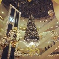 Photo taken at Galeria Shopping Mall by Ольга А. on 11/14/2013