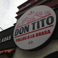 Photo taken at Don Tito by Fernando N. on 5/6/2013