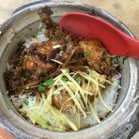 Photo taken at Restoran Veng Soon Claypot Chicken Rice (永顺瓦煲鸡饭餐室) by Manne Chen® on 6/27/2016