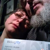 Photo taken at Backbar @ 9:30 Club by Shawn E. on 12/17/2012