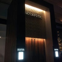 Photo taken at Rockpool Bar & Grill by Fabian F. on 12/19/2012
