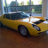 Photo taken at Automobili Lamborghini S.p.A. by Duygu D. on 9/5/2013