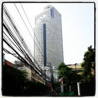 Photo taken at State Tower by Nopphapadol Y. on 9/30/2012