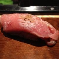 Photo taken at Sushi Ran by Joshua N. on 7/14/2013