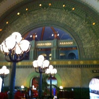 Photo taken at St. Louis Union Station by Gina G. on 3/29/2013