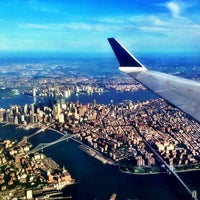 Photo taken at LaGuardia Airport (LGA) by Jon T. on 7/7/2013