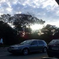 Photo taken at Viaduto Al. Contorno / Rod. BR-153 by Relva M. on 6/6/2013