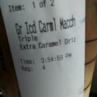 Photo taken at Starbucks by Sabrina S. on 4/6/2013