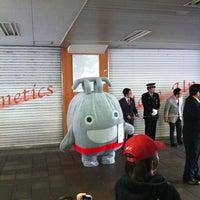 Photo taken at Yūtenji Station (TY04) by YSW on 3/17/2013