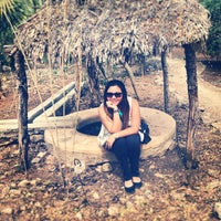 Photo taken at Hacienda Santa Rosa, a Luxury Collection Hotel, Santa Rosa by Cristina S. on 4/18/2013