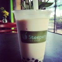 Photo taken at Steepery Tea Bar by Rachel H. on 7/12/2013