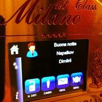 Photo taken at Hotel Vittoria by Dmitry G. on 2/27/2013