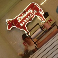 Photo taken at Delaney Barbecue: BrisketTown by Doug G. on 2/17/2013