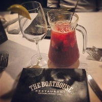 Photo taken at Boathouse Restaurant by Jenn C. on 12/2/2012
