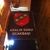 Photo taken at Aralık Sonu Ocakbaşı by Yeşim on 6/10/2013