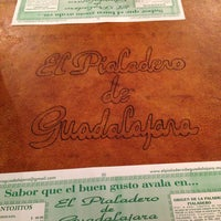 Photo taken at El Pialadero de Guadalajara by Ana P. on 1/14/2013