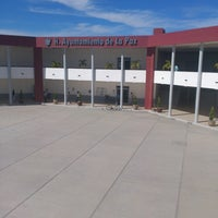 Photo taken at H. Ayuntamiento de La Paz by Flavio C. on 1/23/2014