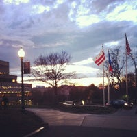 Photo taken at AU – Kogod School of Business by Bridget B. on 2/19/2013
