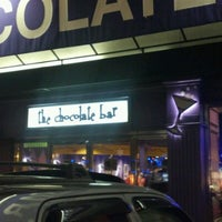 Photo taken at The Chocolate Bar by Dan S. on 12/16/2012
