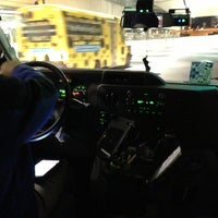 Photo taken at Newark-Liberty Airport Express Shuttle by Marc S. on 11/15/2012
