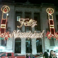 Photo taken at Plaza De Armas by Betzy R. on 1/2/2013