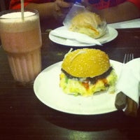 Photo taken at DeJons Burger & Torry Coffee by Saibatul A. on 2/2/2013