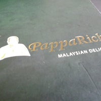 Photo taken at PappaRich by Amr S. on 12/17/2012