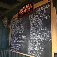 Photo taken at Kauai Coffee Plantation by Rebecca P. on 7/28/2013