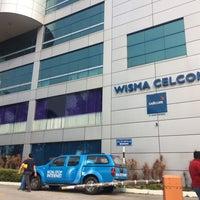 Photo taken at Wisma Celcom (MHS), PJ by ajwad m. on 4/28/2016