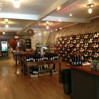 Photo taken at Cork Market & Tasting Room by Kyle W. on 5/25/2013