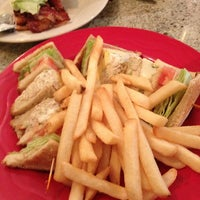 Photo taken at Coopertown Diner by Meredith M. on 1/1/2013
