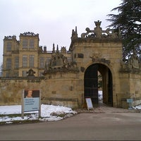 Photo taken at Hardwick Hall by Angela S. on 3/27/2013