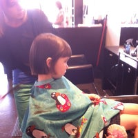 Photo taken at Capella Salon by Michelle V. on 6/18/2013
