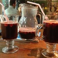 Photo taken at Кофе Хауз by Natalia D. on 12/26/2012