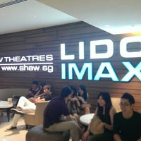 Photo taken at Shaw Theatres by Genry U. on 5/1/2013