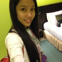 Photo taken at Central Place Hotel by Sak Taff K. on 2/1/2013