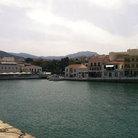 Photo taken at Port Of Crete by Andrey B. on 5/28/2013