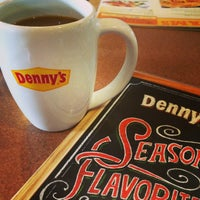 Photo taken at Denny's by Kelly B. on 11/23/2014