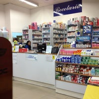 Photo taken at Farmacias Metro by Jorge E. on 12/31/2012