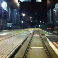 Photo taken at Stalle (MIVB / STIB) by Missbabs D. on 12/31/2012